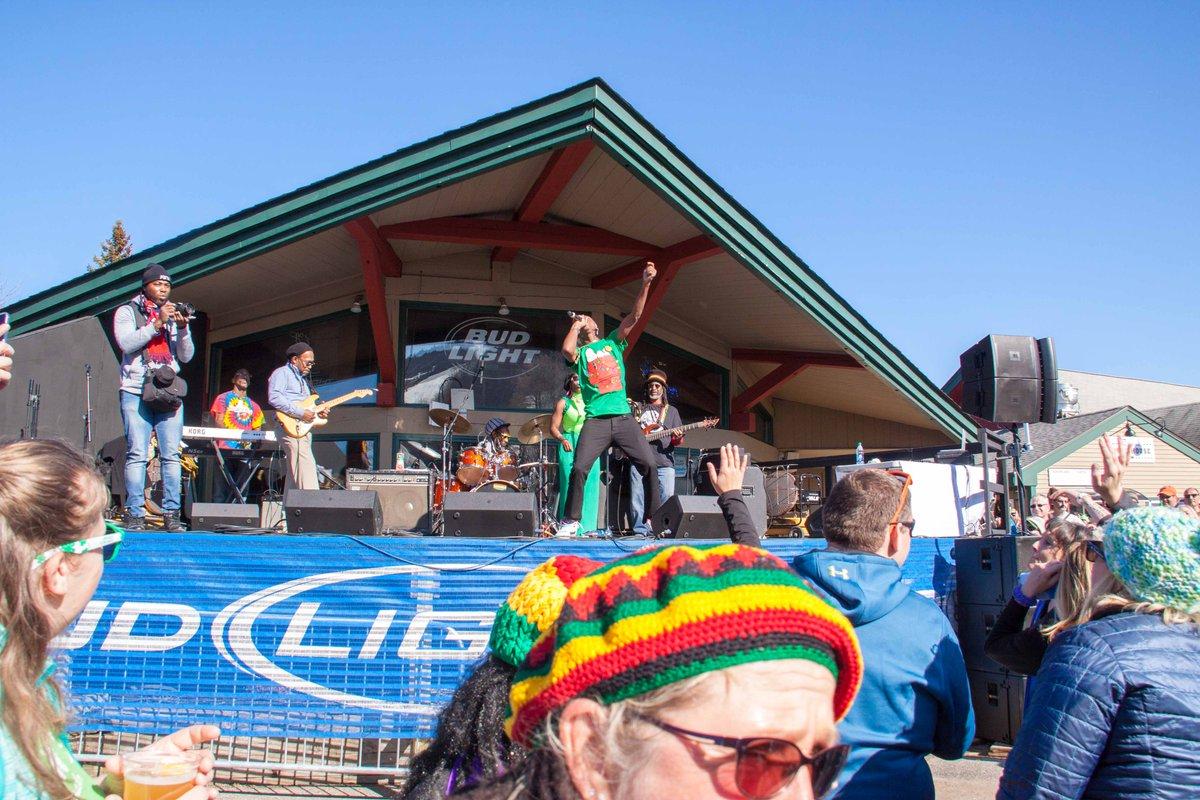 Mount Snow Reggaefest this weekend