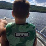 Renting a boat on Harriman Reservoir VT