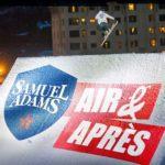 Sam Adams Air and Apres Mount Snow