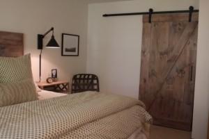 Basecamp condo master bed room